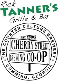 Rick Tanner's & Cherry Street Brewing - Cumming