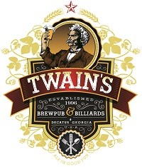 Twain's Brewpub & Billiards - Decatur